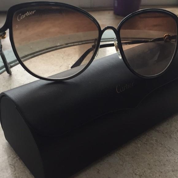 d43055638264 Cartier Accessories - Cartier Trinity sunglasses!